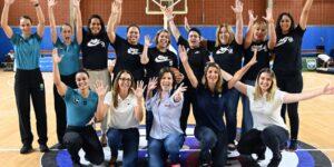 NBB homenageia o Dia Internacional da Mulher com transmissão 100% feminina