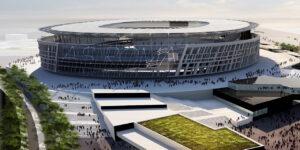 Com prejuízo, AS Roma cancela planos de novo estádio