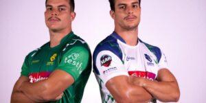 Confederação Brasileira de Rugby anuncia dois novos patrocinadores