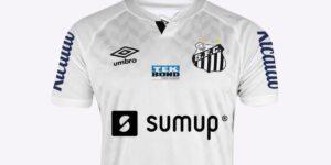 SumUp é a nova patrocinadora máster do Santos