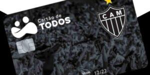 Cartão de Todos é o novo patrocinador do Atlético Mineiro