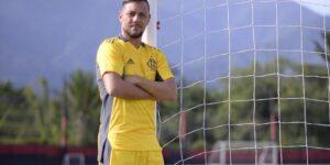 adidas lança camisas para goleiros de clubes patrocinados