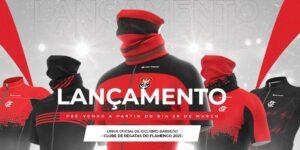 Flamengo apresenta linha de roupas de ciclismo com Barbedo Sports