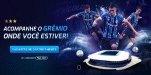 Grêmio lança plataforma Grêmio Play