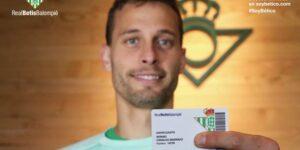 Real Betis lança cartão de sócio para torcedores de fora da Espanha