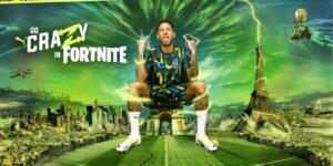 Puma aproveita Neymar no Fortnite e cria ativações exclusivas no game
