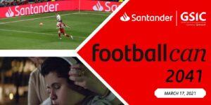 Santander e Microsoft lançam challenge de inovação voltado ao futebol
