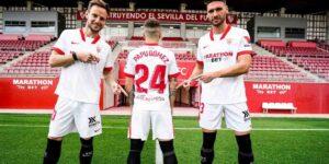 Sevilla anuncia AliExpress como novo patrocinador global