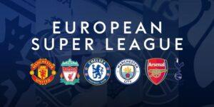 Premier League condena criação da Super League