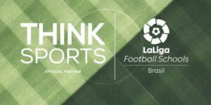 LaLiga fecha com Think Sports por escolas de futebol no Brasil