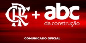 Flamengo fecha com ABC da Construção até o fim do ano