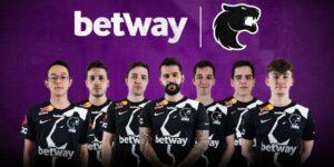 Betway anuncia parceria com a FURIA