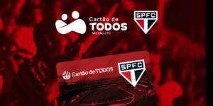 São Paulo anuncia renovação com Cartão de Todos