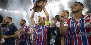 Conquista da Copa do Nordeste impulsiona redes sociais do Bahia