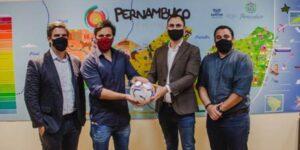 Arena de Pernambuco fecha convênio de cooperação técnica com a LaLiga