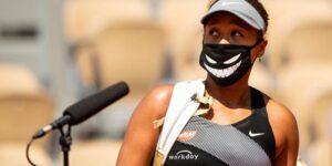 Naomi Osaka deixa Roland Garros