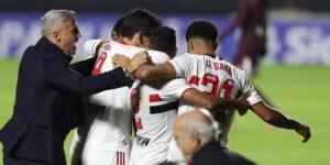 São Paulo desbanca Flamengo e lidera ranking de engajamento no futebol