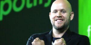 CEO do Spotify diz que dono do Arsenal rejeitou sua proposta