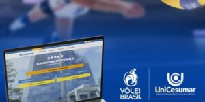 Confederação Brasileira de Vôlei anuncia parceria com Unicesumar