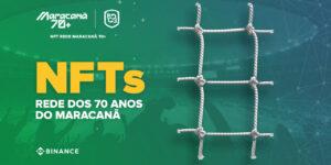 Maracanã embarca em tendência e lança NFT social