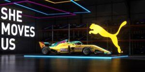 PUMA aumenta envolvimento no automobilismo feminino e terá equipe na W Series