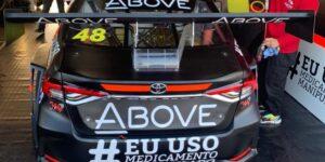 Above entra na Stock Car com Tony Kanaan e Rafael Suzuki