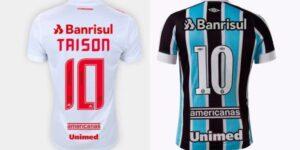 Americanas estreia no futebol com patrocínio a Grêmio e Internacional