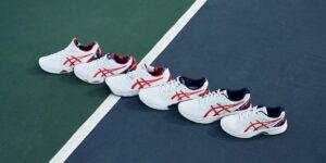 Asics lança coleção de tênis com curadoria de Djokovic