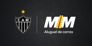 Atlético Mineiro fecha parceria com MM Aluguel de Carros