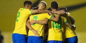 Amanco terá placas de publicidade em jogos do Brasil nas Eliminatórias