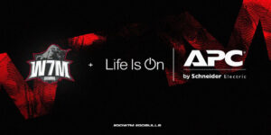 APC by Schneider Electric chega aos eSports com patrocínio à W7M Gaming