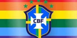 Grupo LGBTQIA+ vai à Justiça contra CBF sobre omissão da camisa 24