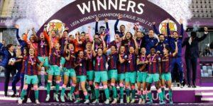 DAZN transmitirá Champions feminina no YouTube para o mundo todo