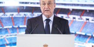Com pandemia, Real Madrid perde € 500 milhões em dois anos