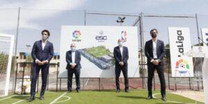 LaLiga e NBA unem forças por complexo esportivo e educacional em Madrid