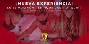 Pioneiro na Espanha, Sporting Gijón cria 'Escape Room' em seu estádio