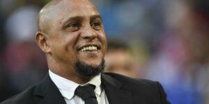 Roberto Carlos embaixador de famosa marca esportiva para a América Latina