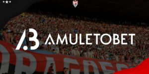 Amuleto Bet é a nova patrocinadora máster do Atlético-GO
