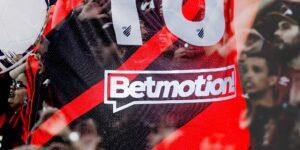 Athletico Paranaense fecha parceria com a Betmotion