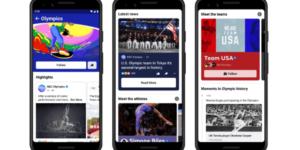 Facebook lança recursos para fãs aproveitarem Jogos de Tóquio