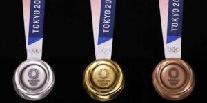 Tóquio 2020 terá pódio com distanciamento e medalhas em bandeja
