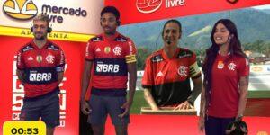 Para ativar Dia dos Pais, Flamengo e Mercado Livre criam FlaTV Game Show
