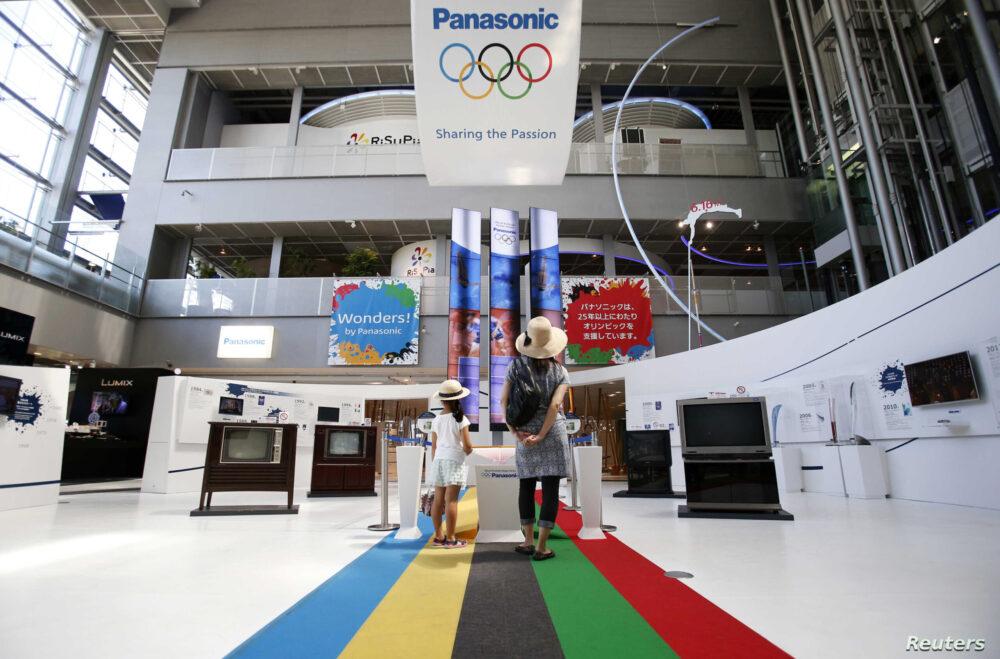 Panasonic segue Toyota e se afasta de Tóquio 2020