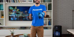 Panasonic apresenta time de patrocinados para os Jogos de Tóquio