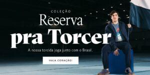 Reserva cria coleção especial para celebrar Jogos Olímpicos de Tóquio