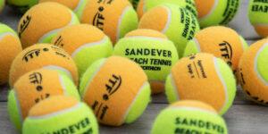 Sandever será bola oficial do Mundial de Beach Tennis