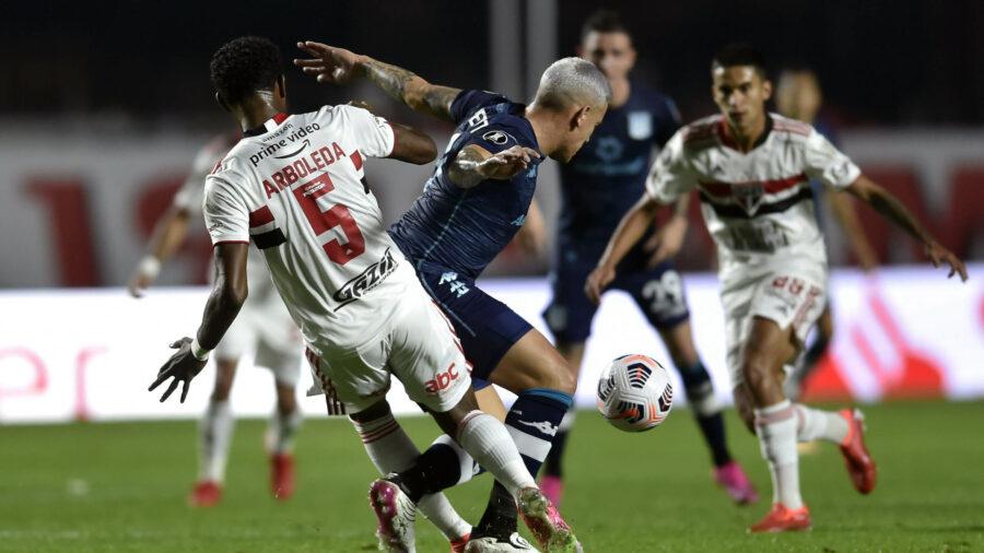 Sem Globo, oitavas de final da Libertadores perdem audiência