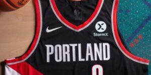 Portland Trail Blazers fecha primeiro patrocínio de criptomoeda em uma camisa da NBA