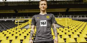 PUMA e Borussia Dortmund apresentam novos uniformes para a temporada