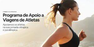 """Airbnb seleciona 16 atletas brasileiros para """"Programa de Apoio a Viagens"""""""
